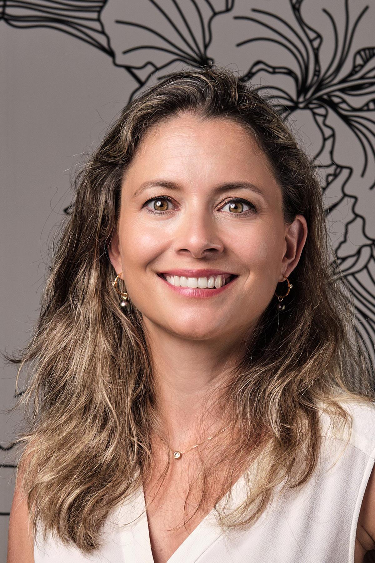 Portrait of Isabelle Honorez