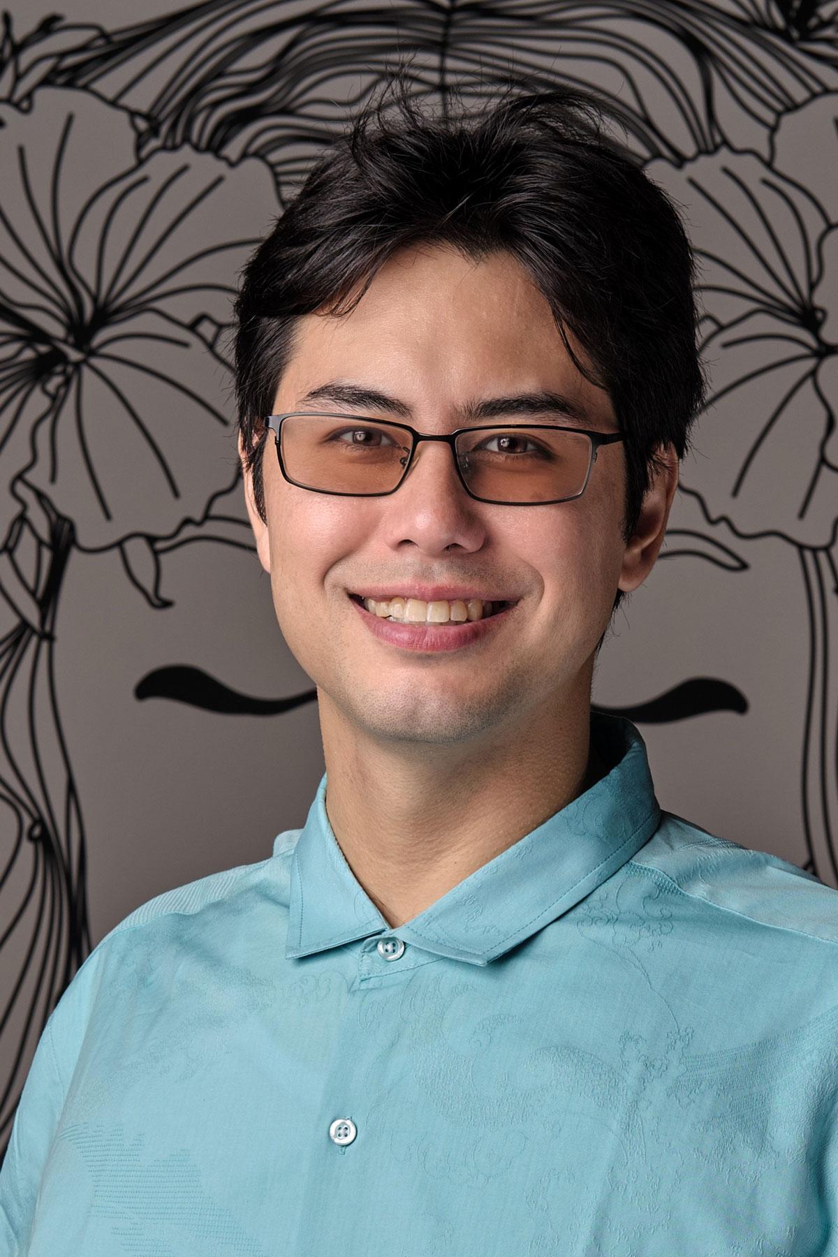 Portrait of Yann Bailey